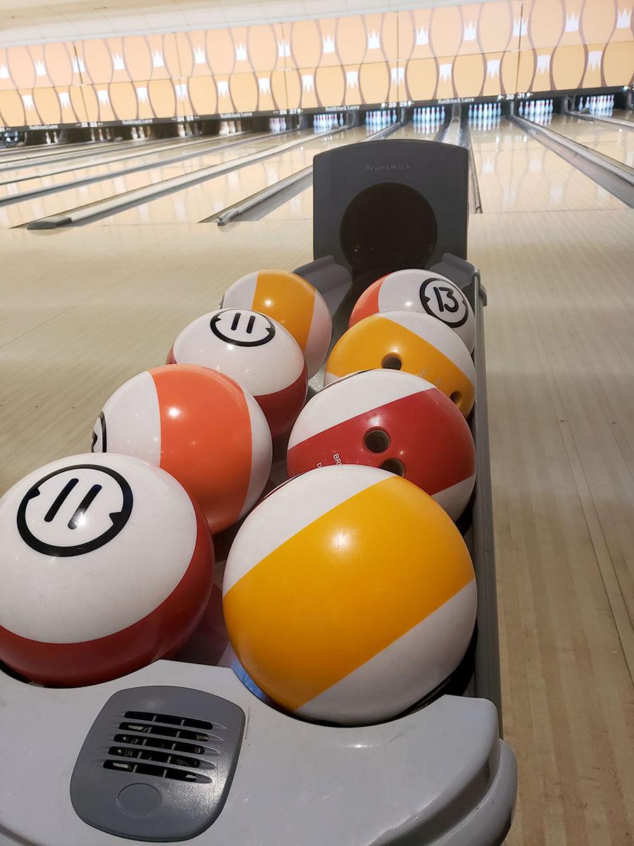 Saddleback Lanes Bowling