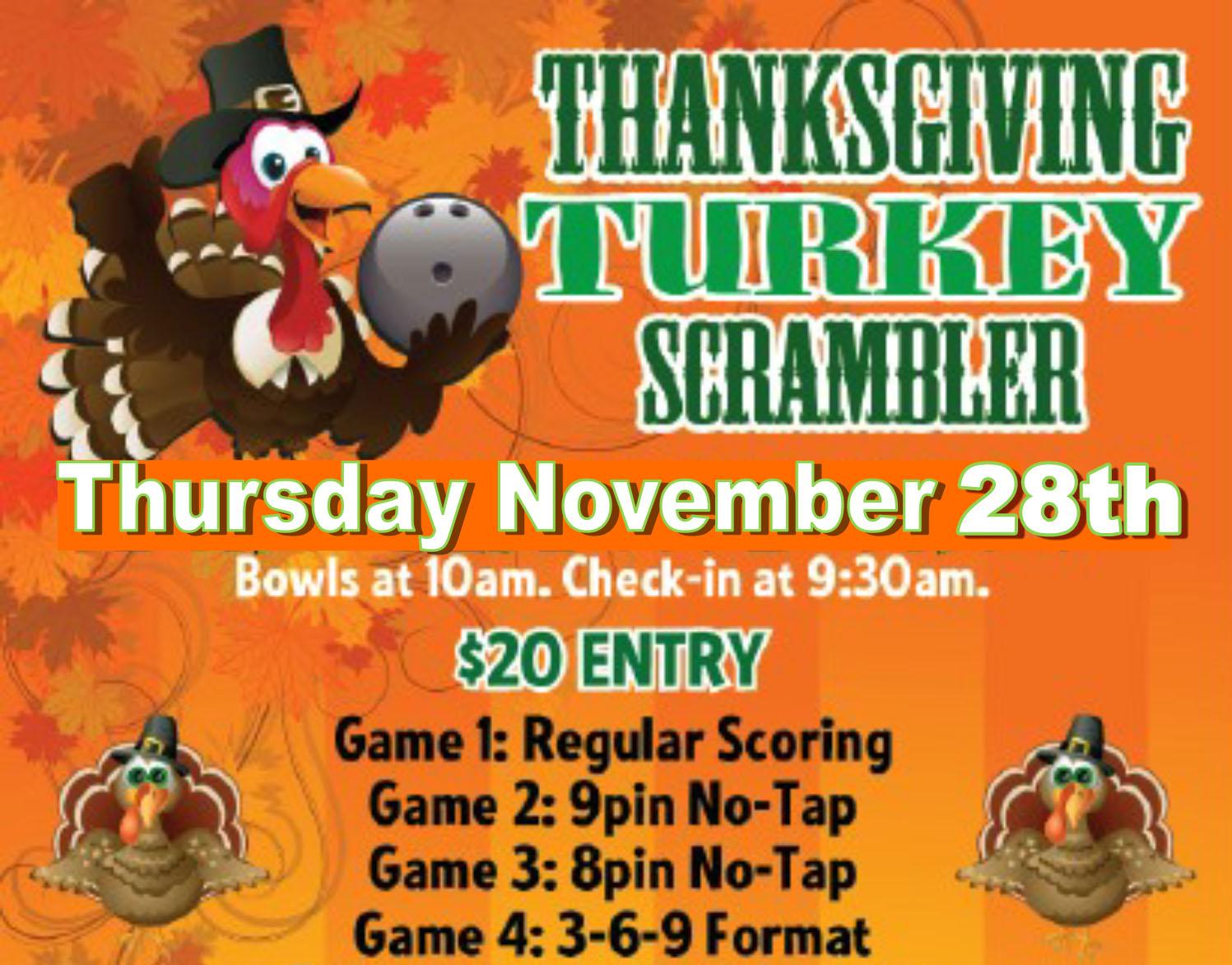 Thanksgiving Scrambler